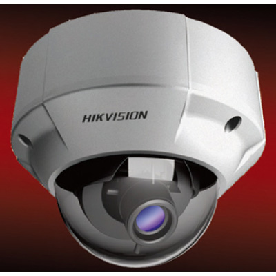 Hikvision DS-2CD762F-FB IP dome camera