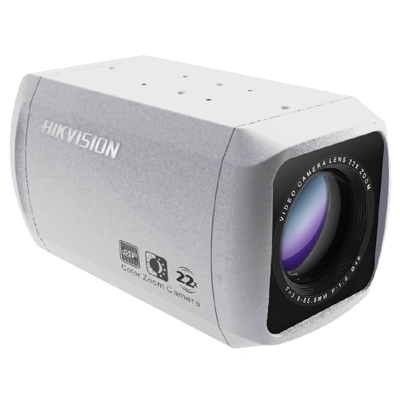 Hikvision DS-2CZ232P analogue zoom camera with 480 TVL