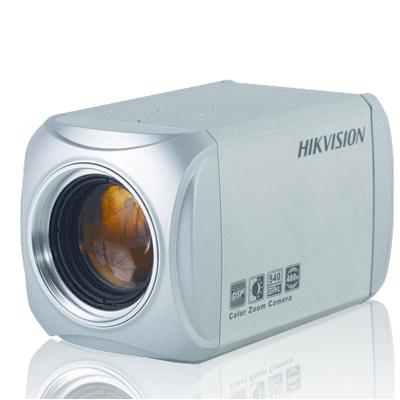 Hikvision DS-2CZ282P/N CCTV camera with IR cut filter with auto switch