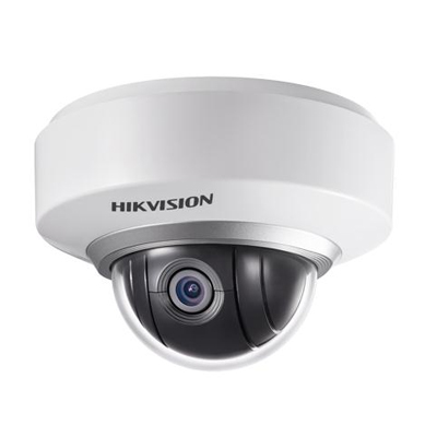 Hikvision DS-2DE2103-DE3/W 1/3-inch Day/night 1 MP Network Mini PTZ Dome Camera
