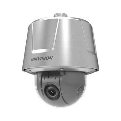 Hikvision Anti-Corrosion series: Anti-corrosion network PTZ dome camera