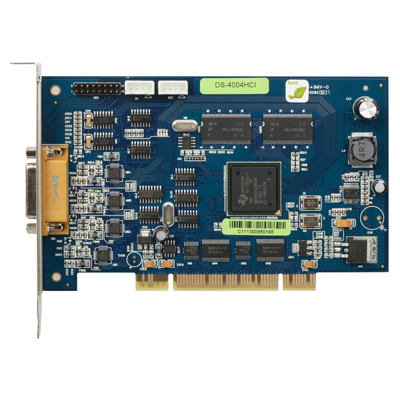 Hikvision DS-4004HCI PCI Compression Board real-time video compression