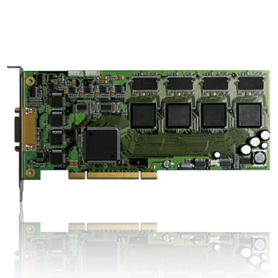 Hikvision DS-4004MDI+ matrix decode card for CCTV transmission systems