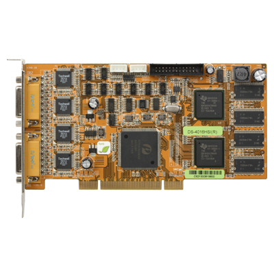 Hikvision DS-4016HSI PCI compression board