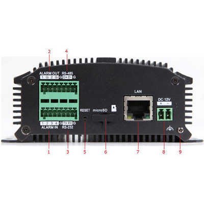 Hikvision DS-6704HFI/HWI(-SATA) 4-channel Video Encoder