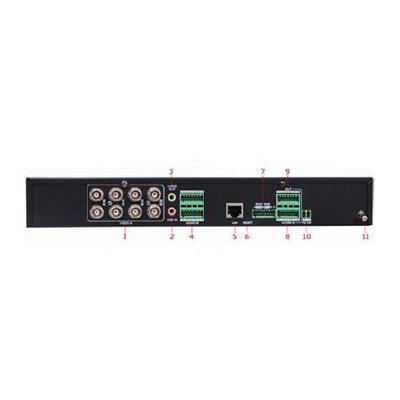 Hikvision DS-6708HWI 8-channel IP video encoder