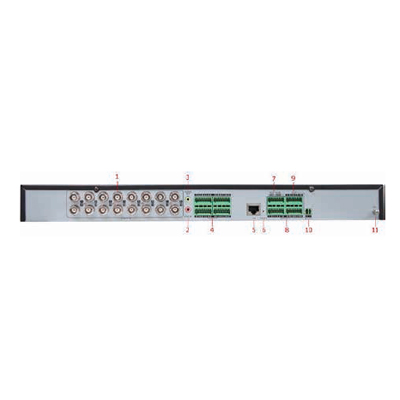 Hikvision DS-6716HWI 16-channel IP Video Encoder