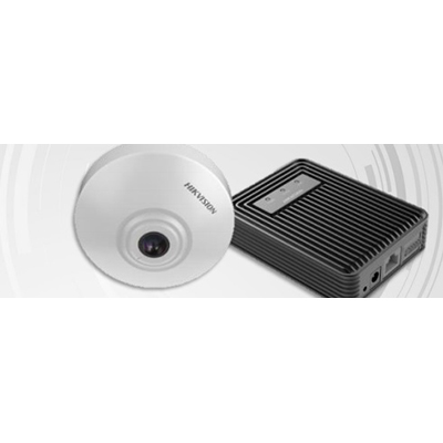 Hikvision iDS-2CD6412FWD/C 1.3 MP intelligent network camera