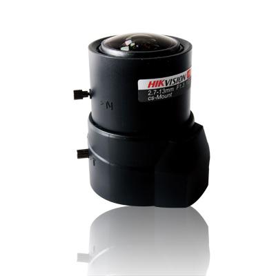 Hikvision TV2713D-IR varifocal auto iris CCTV camera lens