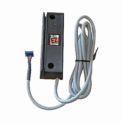 Hirsch Electronics CR51L - EZ bar code reader - card swipe