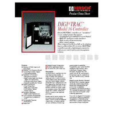 Hirsch Electronics DIGI TRAC-mod16