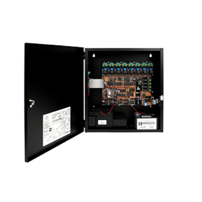Hirsch Electronics M8N2 - DIGI*TRAC 8-door controller for a high-integrity, enterprise-wide access control and security solution