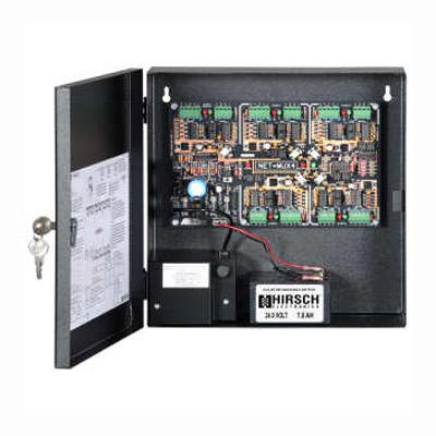 Hirsch Electronics NET*MUX4-230 - 230 VAC network multiplexor
