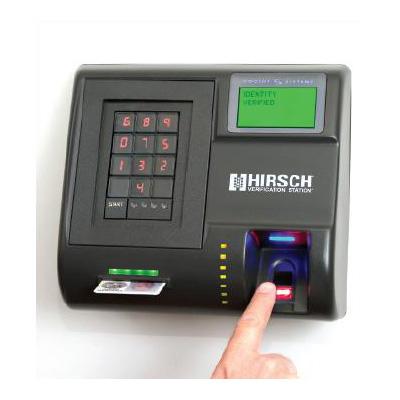 Hirsch Electronics RUU-201 personal identity verification station