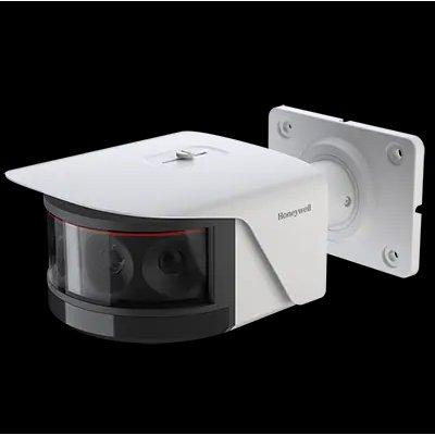 Honeywell Security HMBL8GR1 8MP Multi-Imager IR IP Rugged Bullet Camera