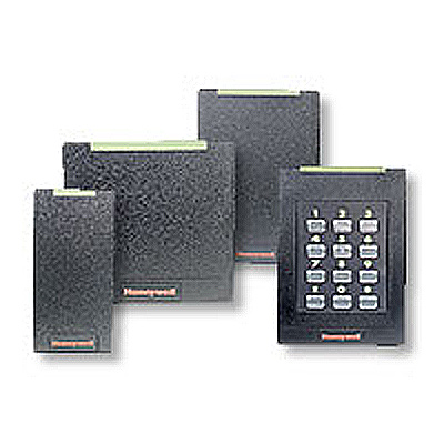 honeywell security om45bhona access control reader