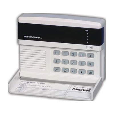 Honeywell Security 8EP276A UK intruder alarm communicator for alarm alerts