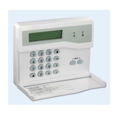 Honeywell Security 8EP417A-EU LCD keypad
