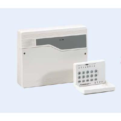 Honeywell Security 8SP401A-UK intruder alarm with LED keypad