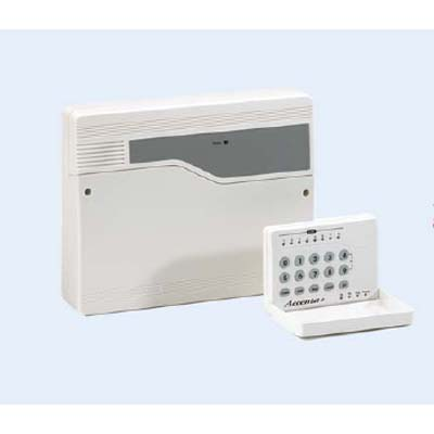 Honeywell Security 8SP411A-UK intruder alarm with LCD keypad