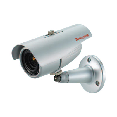 Honeywell Security HB73SPX IR bullet-style camera with IR illumination