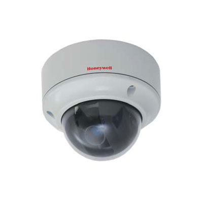 Honeywell Security HD4HDIHX 1080p trude day / night rugged indoor / outdoor IP dome camera