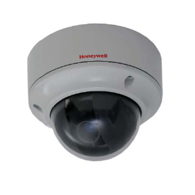 Honeywell Security HD54IPX fixed mini dome IP camera with varifocal auto iris lens