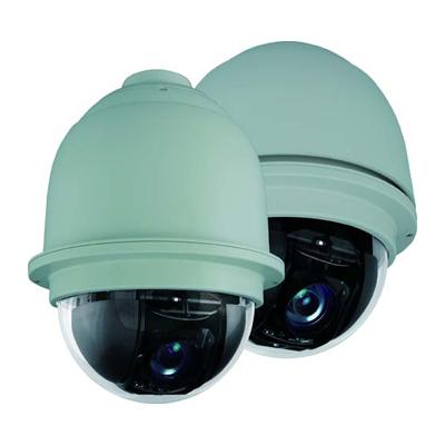 Honeywell HD IP PTZ HDZ20HD dome camera