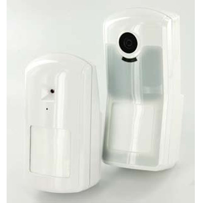Honeywell Security IRVPI800M intruder detector with built in camera