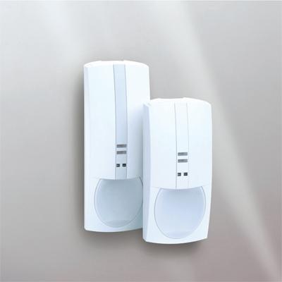 New motion detector with dual technology