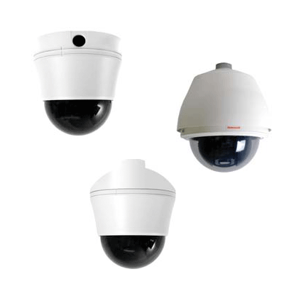 Honeywell Video Systems ACUIX ES 18X Colour dome camera with built-in surge and lightning protection