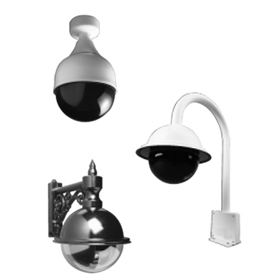 Honeywell Video Systems H5MP27CPVCI-FS dome camera with 270x zoom