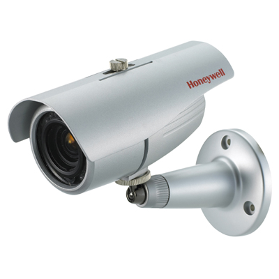 Honeywell Video Systems HB73X super high resolution day/night bullet camera with infrared illuminators