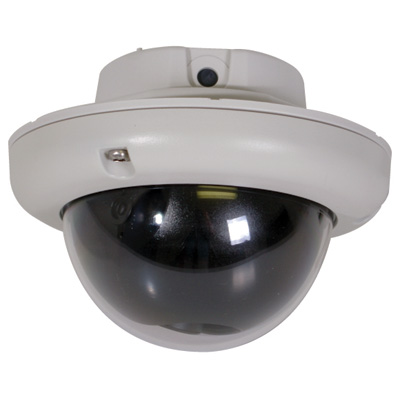 Honeywell Video Systems HD4CH high resolution vandal dome camera with 540 TVL
