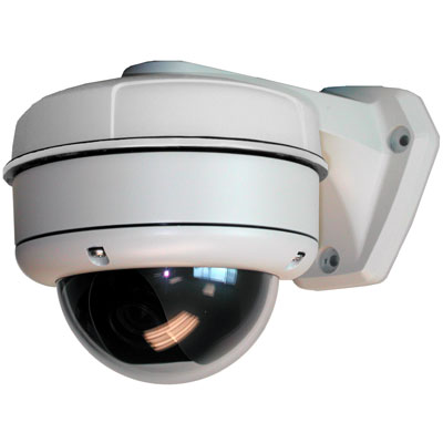 Honeywell Video Systems HD4DAFSX 600 TVL True Day/Night vandal-resistant mini-dome camera