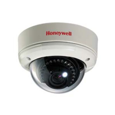 Honeywell Video Systems HD73X day/night vandal resistant dome camera