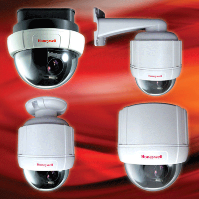 Honeywell introduces new miniature true day/night PTZ dome to the Performance Series