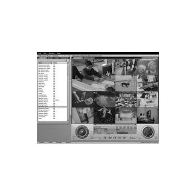 Honeywell Video Systems HE16SWL CCTV software with powerful scripting language