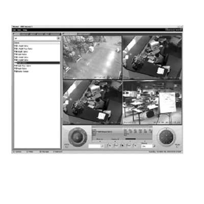 Enterprise NVR Series System Software from Honeywell Video Systems