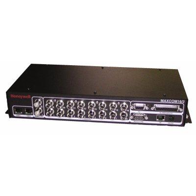 Honeywell Video Systems HMAX082-EU telemetry matrix switcher and keyboard