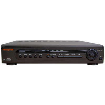 Honeywell Video introduces affordable digital video recorder for small to midsized businesses