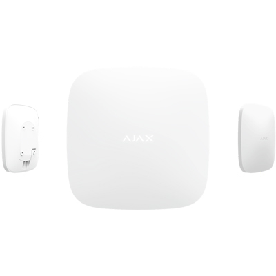 Ajax Hub intelligent control panel
