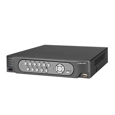 Hunt Electronic HBD-09ED 16 channel hybrid digital video recorder