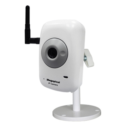 Hunt Electronic HLC-84EM 1.3 Megapixel Cube IP Camera