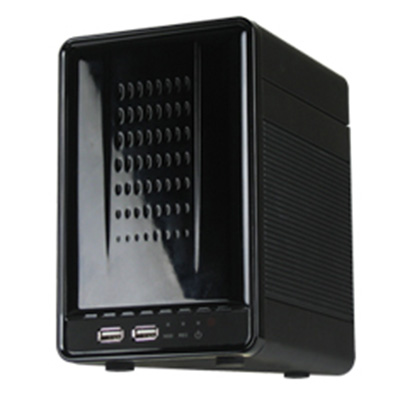 Hunt Electronic HNR-04EC 4 channel real-time megapixel network video recorder