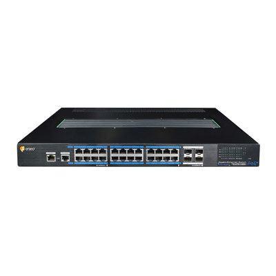 Eneo IAR-7SH1024MMF Gigabit Switch, Managed
