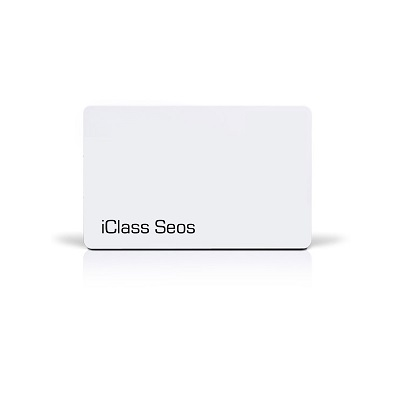 iClass SEOS (Elite) 13.56MHz Card