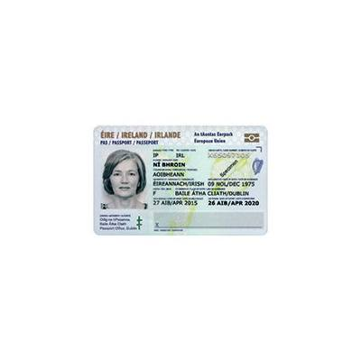 HID ID Cards - eID Cards For Secure Government To Citizen Applications