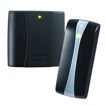 Idesco Access 7 A Basic access control reader with vandal resistant design