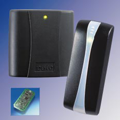 Read and write data with Idesco elegant Access 9CM